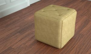 Free Pouf Ottoman model by LuxXeon