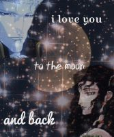 to the moon and back by alucardserasfangirl