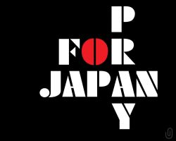 Pray for JAPAN by mG4ya