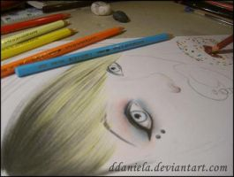 In progress...Colorful by DDaniela