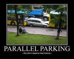 Parallel Parking DP by NeonVictorian