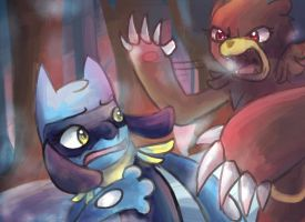 PMD-E TSS Event 3 part 8 + END by Srarlight