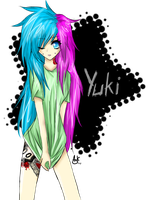 .:Yuki-Chan or Bleeding Roses:. by AskingLizzy