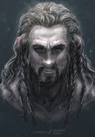 Fili Bust by FlorideCuts