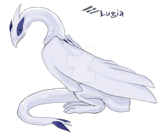Lugia by SPPlushies