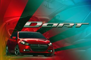 Dodge Dart Contest by aby192