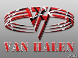 Van Halen Wallpaper 2 by Raptomex