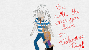 Marik and Bakura Footlift by KittyKat13106