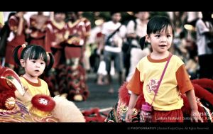 Little models by reubenteo