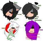 Which Squad Member Are You?! by xXKateWinchesterXx