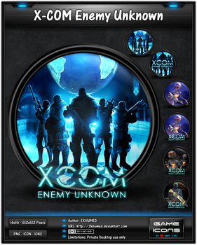 X-Com - Enemy Unknown by 3xhumed