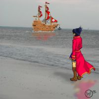 pirate by inathompson