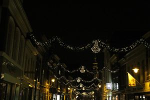12-11-20 Christmas Lights Gouda 1 by Herdervriend