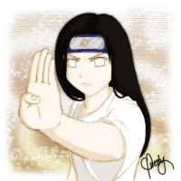 Neji - jyuukin by Questofdreams