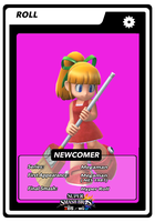 Roll newcomer card by birdman91