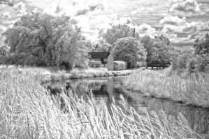 The Lock Keepers Cottage by Liam-diamond