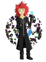 Axel by bellpup