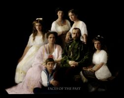 Romanovs - the Imperial family by VelkokneznaMaria