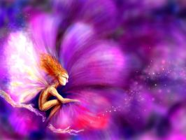 Red Faery by zachlost
