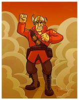 Come at me Maggot by OhSadface