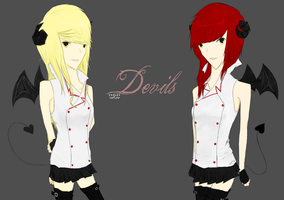 Devils by Admiral-Udon