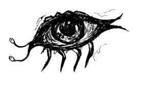 Eye or Bug? by HeLLsiNgInKPhoeniX