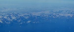 Flying Over Greenland #1 by thetimlumb