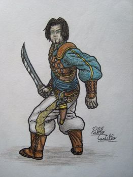 prince of persia by snake9008