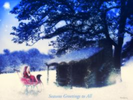 Seasons Greetings 2011 by Ferelwing