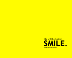 Smile. by bIVh