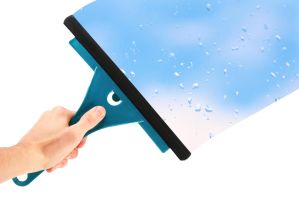 Commercial window cleaning Buckingham by clearmagic