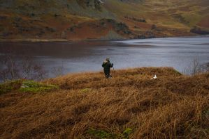 The Fell Walker by StephenJohnSmith