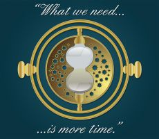 Time Turner by WillZMarler