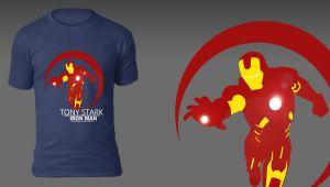 Iron Man - Teebusters by Mr-Saxon