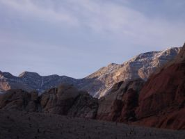 Red Rock Canyon 05 by damienkerensky