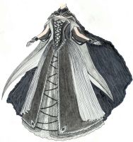 Dress design by forgottenmyname