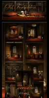 Old Forbidden Rooms by moonchild-ljilja