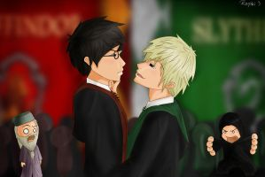 Drarry by Raaaphi