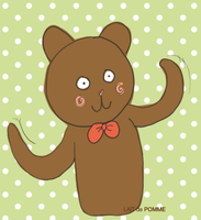 bear lol by laitdepomme