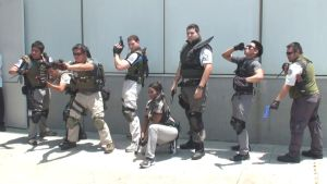 Who were these characters from Resident Evil? by trivto