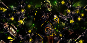 WarCraft Goblin by TH3M4G0