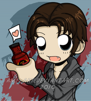 Bill Compton - True Blood by amy-art