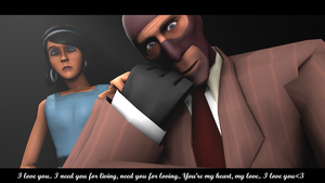 [SFM] Need you.. by thejoker02200