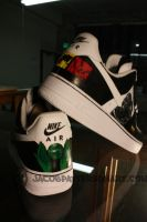 Mission: Ethiopia AF1s 2 of 2c by PattersonArt