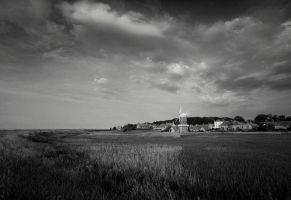 Cley Mill by eternumviti