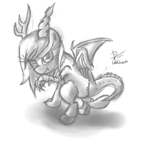 Eris by leadhooves