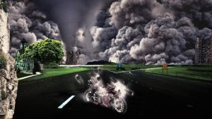 2012 End of the World (Photomanipulation) by xFrozenArtz
