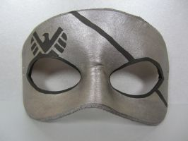 Avengers mask - Nick Fury by maskedzone
