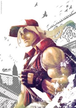 Fatal Fury by Kazuo by Austh