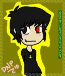Murdoc Chibi Anime by NoOdL3NiCcAlS97